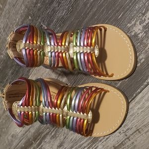 Baby girl sandles